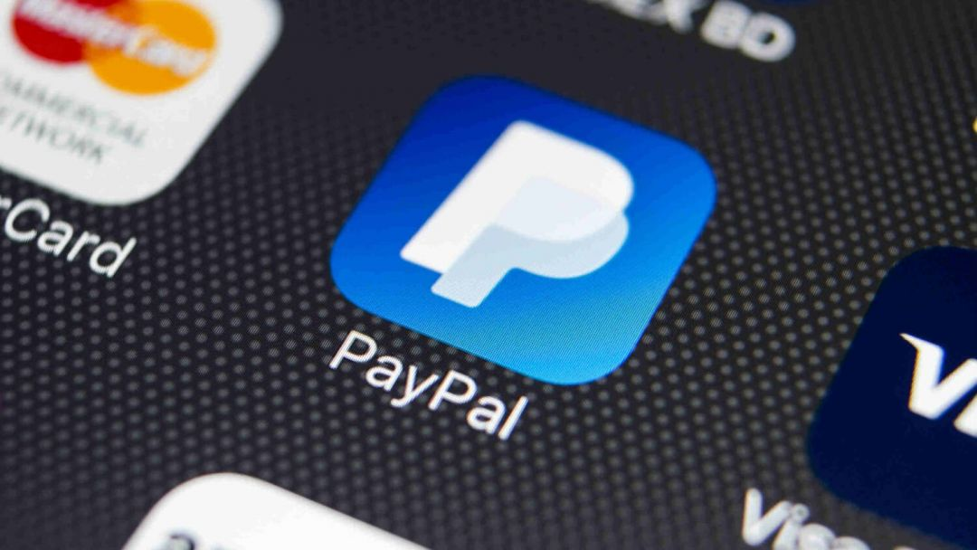PayPal блокчейн криптовалюты