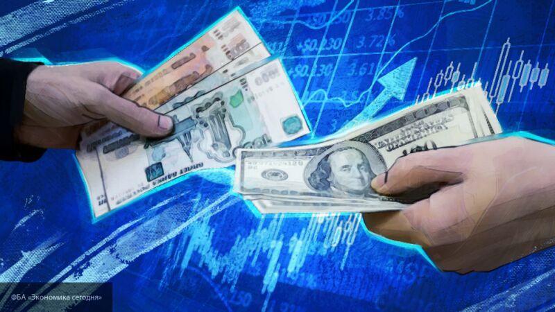 Масленников: курс рубля на ближайший месяц определят нефть, приток денег и санкции США