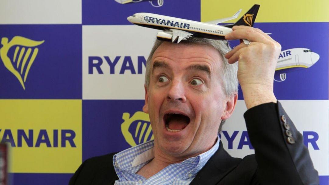Ryanair авиалинии биткоин