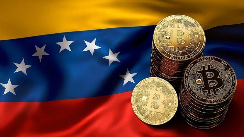 Биржа Coinbase заблокирована в Венесуэле