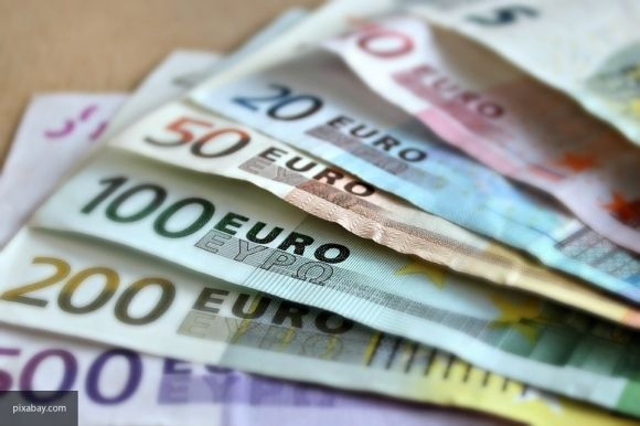 Курс евро побил рекорд четырехлетней давности