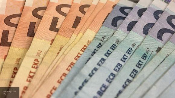 Курс евро на Мосбирже вырос по отношению к рублю