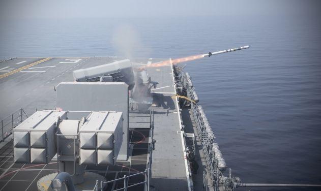 Япония планирует купить у США тактические ракеты RAM Block 2 на сумму $55 млн