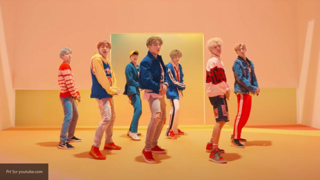 Бойз-бенд BTS стал триумфатором премии MTV European Music Awards