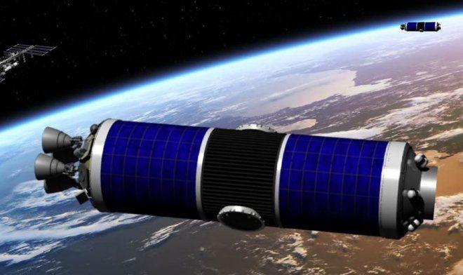 Космический модуль Nanoracks