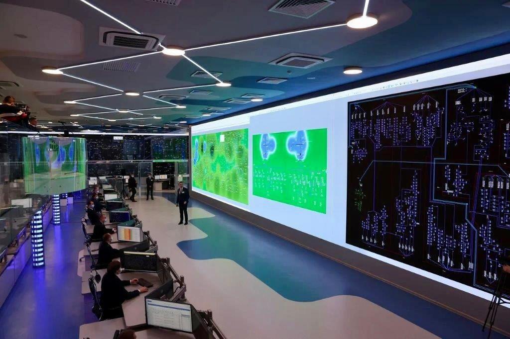В Курске начал работу первый межрегиональный Центр управления сетями - фото 1