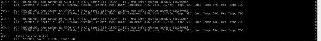 Риг AMD майнинг